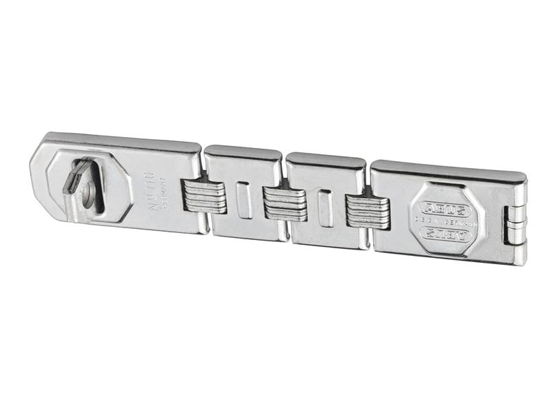Thumbnail image of ABUS 110/230 Hinged Hasp & Staple 230mm
