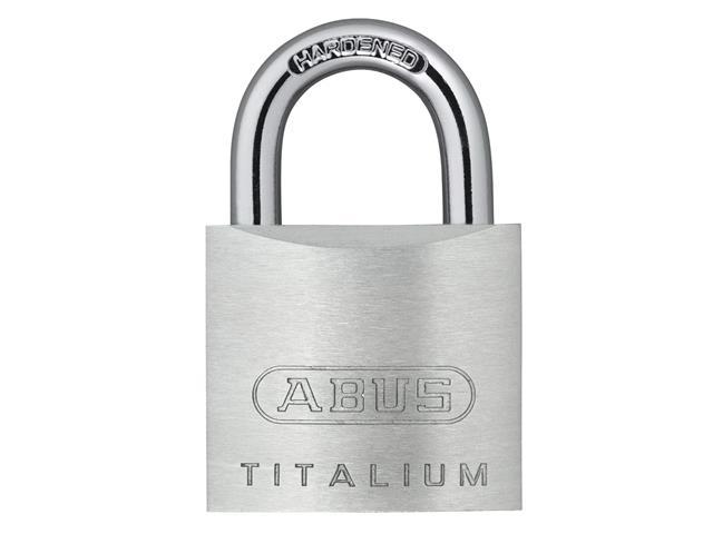Thumbnail image of ABUS 54TI/30mm TITALIUM™ Padlock Carded