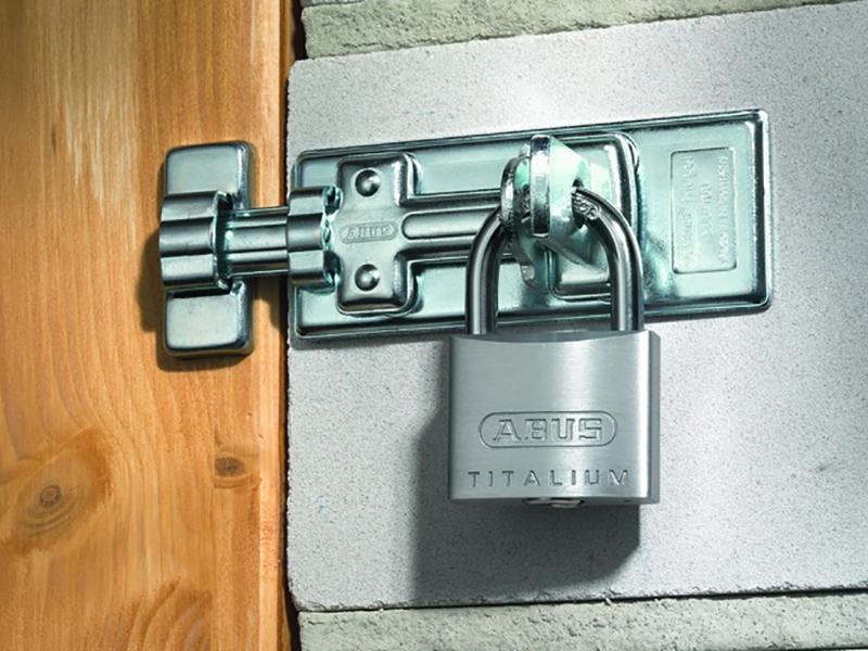 Thumbnail image of ABUS 54TI/35mm TITALIUM™ Padlock Carded