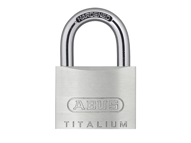 Thumbnail image of ABUS 54TI/40mm TITALIUM™ Padlock Triple Pack