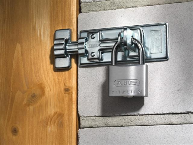 Thumbnail image of ABUS 54TI/40mm TITALIUM™ Padlock Twin Pack Carded