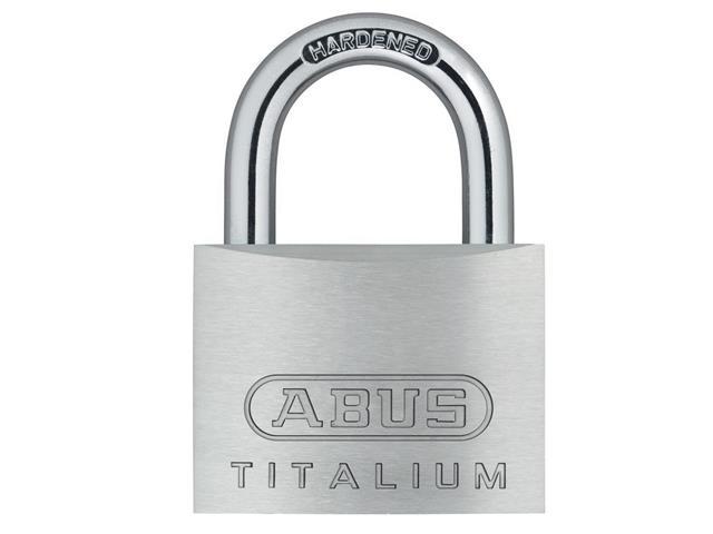 Thumbnail image of ABUS 54TI/50mm TITALIUM™ Padlock Carded