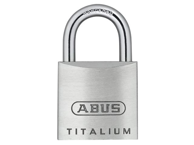 Thumbnail image of ABUS 64TI/25mm TITALIUM™ Padlock Carded