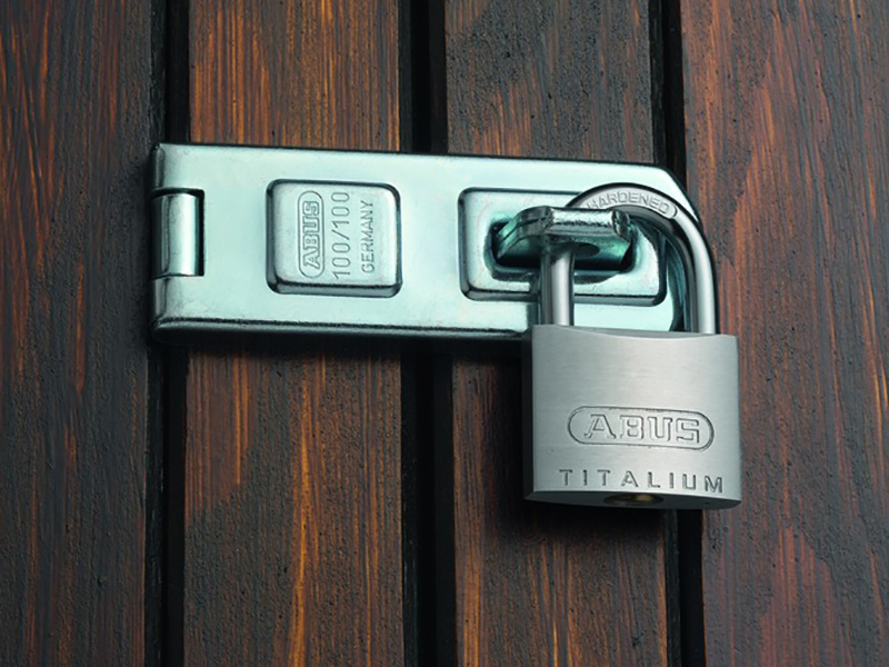 Thumbnail image of ABUS 64TI/30mm TITALIUM™ Padlock 60mm Long Shackle Carded