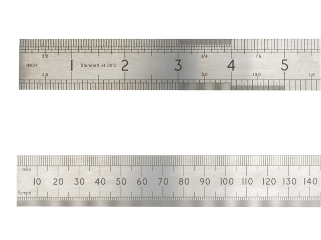 Thumbnail image of Advent ASR 1000 Precision Steel Rule 1000mm (1m)