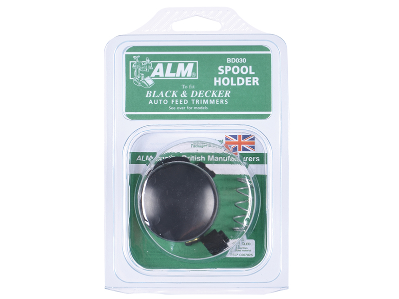 Thumbnail image of ALM BD030 Spool Holder to Fit Black & Decker Trimmers A6062/A6057