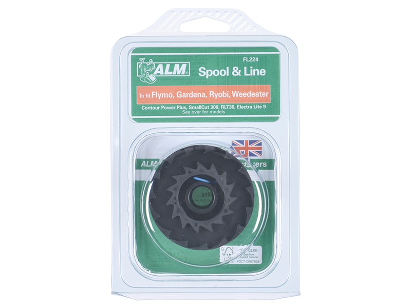 Thumbnail image of ALM FL224 Spool & Line (Single)