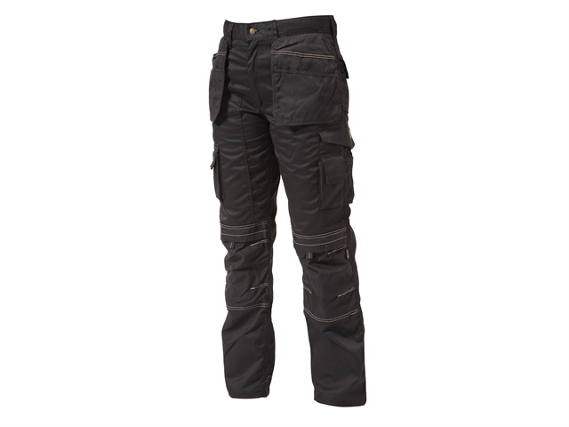 Thumbnail image of Apache Black Holster Trousers Waist 38in Leg 29in
