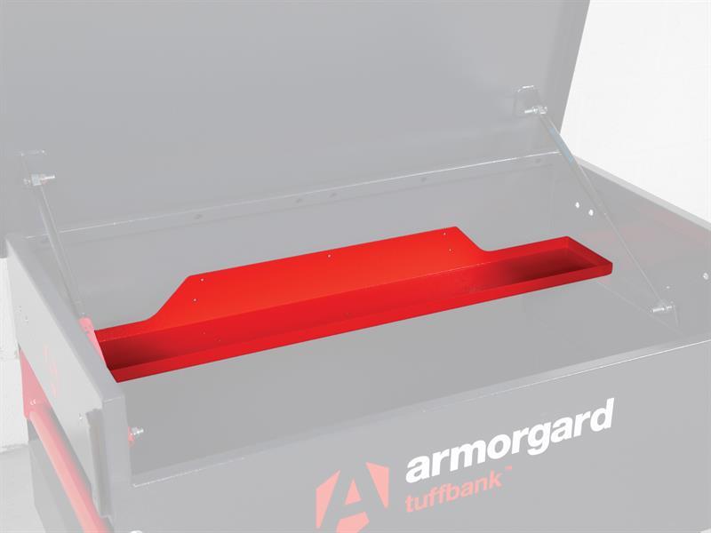 Thumbnail image of Armorgard TBDS4 TuffBank™ Deep Shelf 4ft