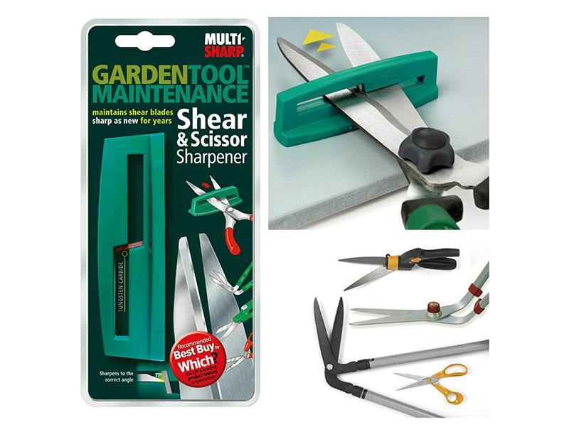 Thumbnail image of MultiSharp Multi-Sharp® MS1401 Shear & Scissor Sharpener