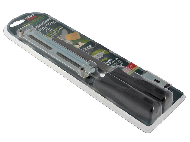Thumbnail image of MultiSharp Multi-Sharp® Chainsaw Sharpening Kit 4.00mm (5/32in)