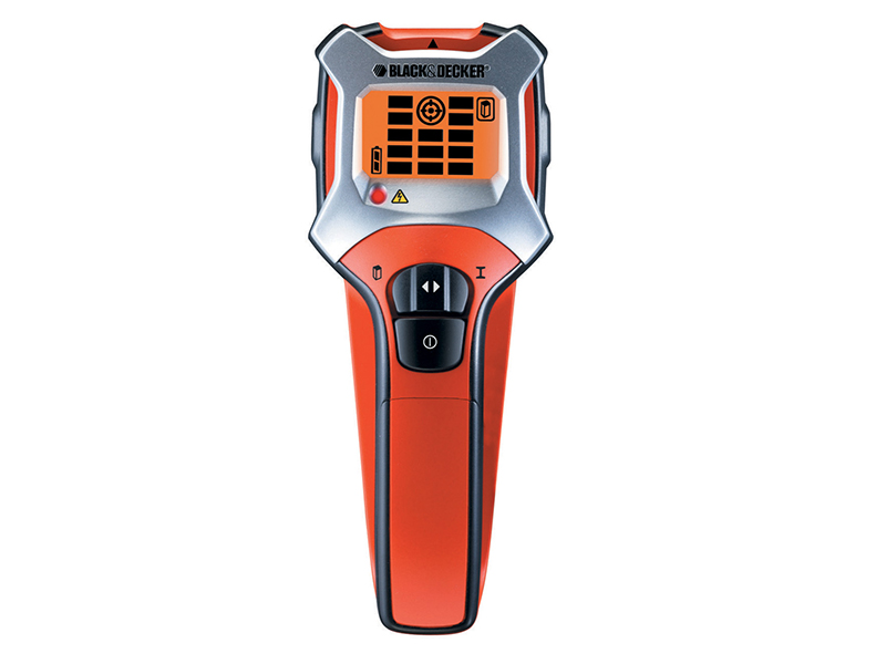 Thumbnail image of Black & Decker BDS303 Automatic 3-in-1 Stud  Metal & Live Wire Detector