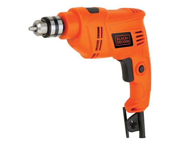 Thumbnail image of Black & Decker BEH201 Corded Drill 450W 240V