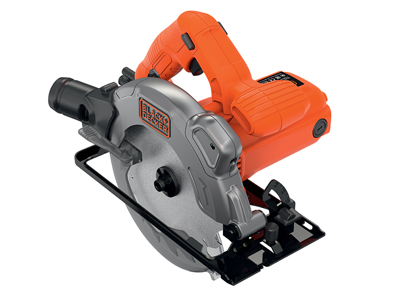 Thumbnail image of Black & Decker CS1250L Circular Saw 190mm 1250W 240V