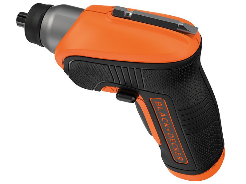 Thumbnail image of Black & Decker CS3652LC Cordless Screwdriver & Right Angle Attachment 3.6V Li-ion