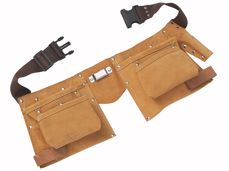 Thumbnail image of BlueSpot Double Leather Tool Pouch - Regular