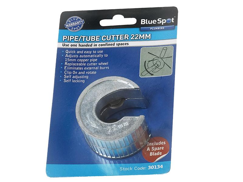 Thumbnail image of BlueSpot Pipe Slice 22mm
