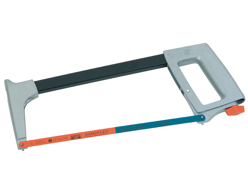 Thumbnail image of Bahco 225-PLUS Hacksaw Frame 300mm (12in)