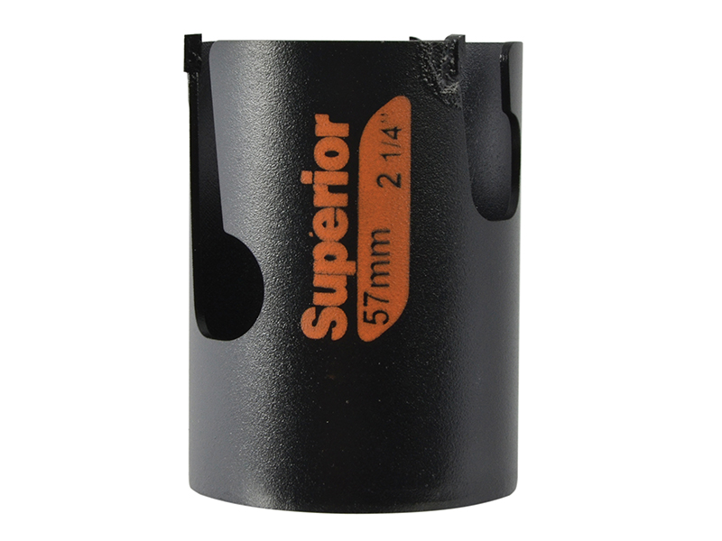 Thumbnail image of Bahco Superior™ Multi Construction Holesaw Carded 57mm