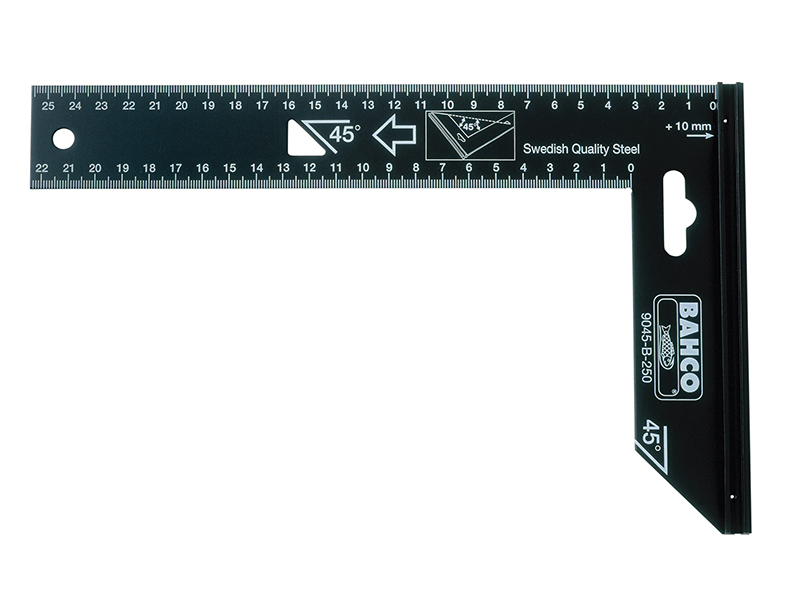 Thumbnail image of Bahco 9045-B-200 Try Square 200mm (8in)