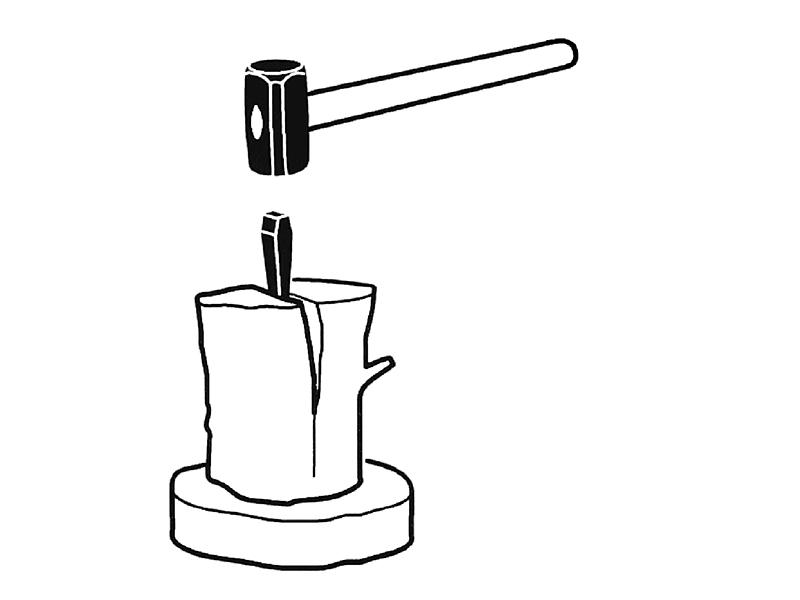 Thumbnail image of Bahco Maul Hickory Handle LS-Masse-4 4.3kg