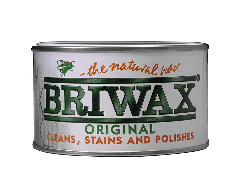 Thumbnail image of Briwax Wax Polish Original Honey 400g