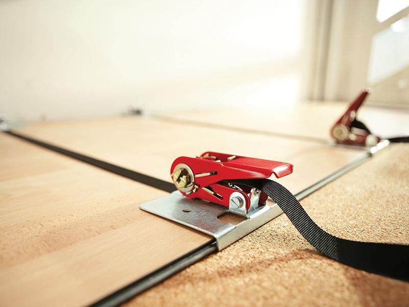 Thumbnail image of Bessey SVH400 Strap Flooring Tool
