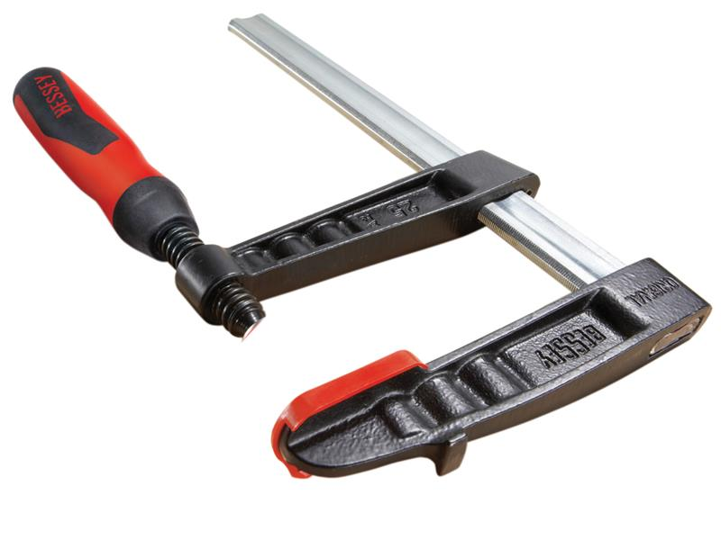 Thumbnail image of Bessey TG40-2K Malleable Cast Iron Screw Clamp Capacity 400mm