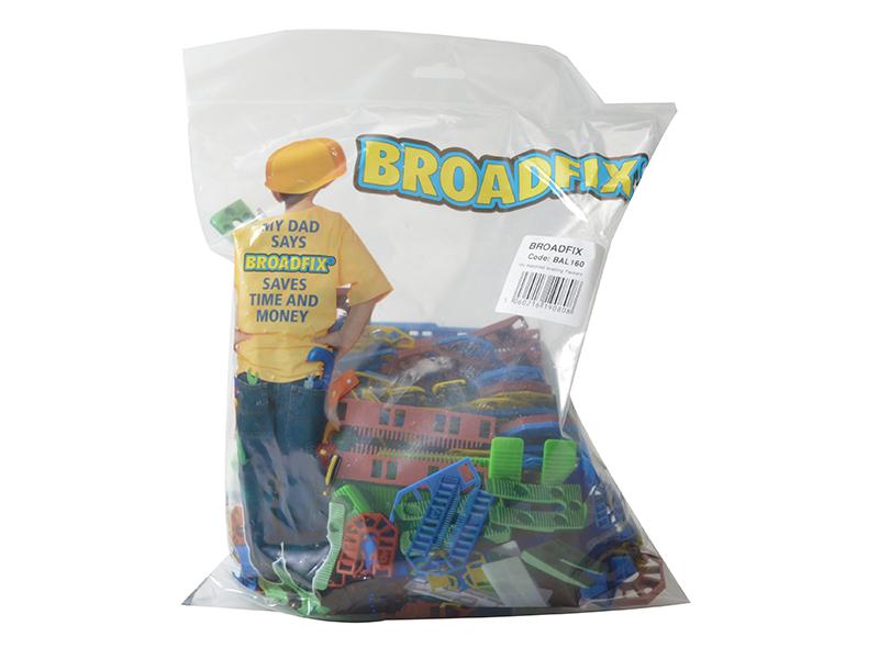 Thumbnail image of Broadfix Assorted Levelling Shims (Bag 160)