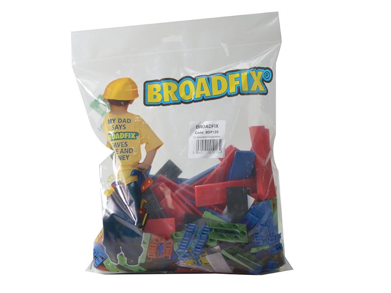 Thumbnail image of Broadfix Flat Packers Mixed (Bag 120)