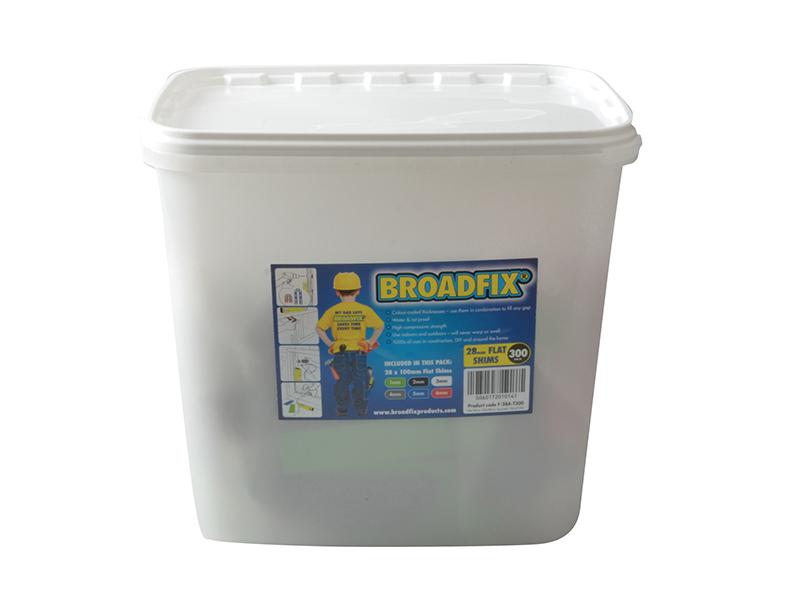Thumbnail image of Broadfix Flat Packers Mixed (Tub 300)