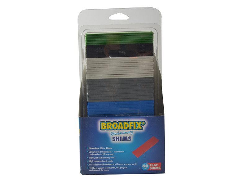 Thumbnail image of Broadfix Flat Packers Mixed Clam Pack 60