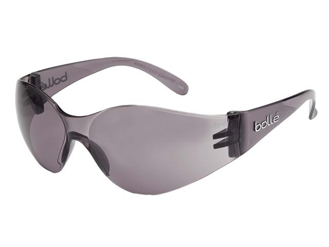 Thumbnail image of Bolle BANDIDO Safety Glasses - Smoke