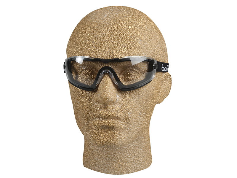 Thumbnail image of Bolle COBRA PSI PLATINUM® Safety Glasses with Strap Clear