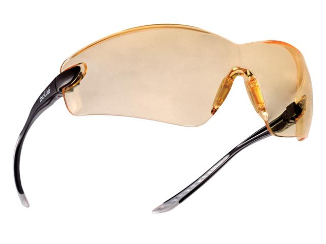 Thumbnail image of Bolle COBRA Safety Glasses - Yellow