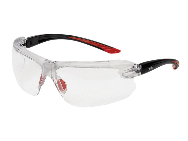 Thumbnail image of Bolle IRI-S Safety Glasses - Clear Bifocal Reading Area +2.0