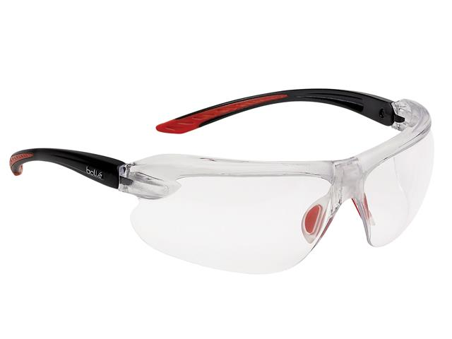 Thumbnail image of Bolle IRI-S PLATINUM® Safety Glasses - Clear