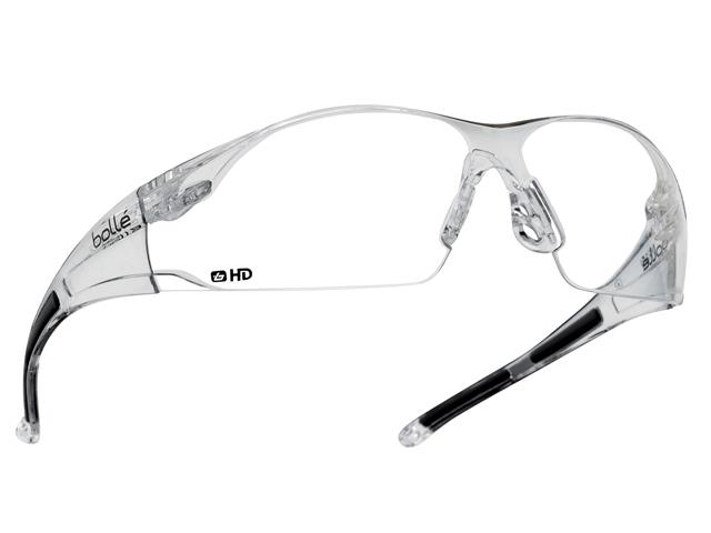 Thumbnail image of Bolle RUSH Safety Glasses - Clear HD