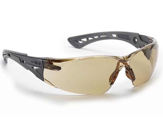 Thumbnail image of Bolle RUSH+ PLATINUM® Safety Glasses - Twilight