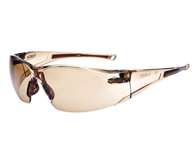 Thumbnail image of Bolle RUSH Safety Glasses - Twilight
