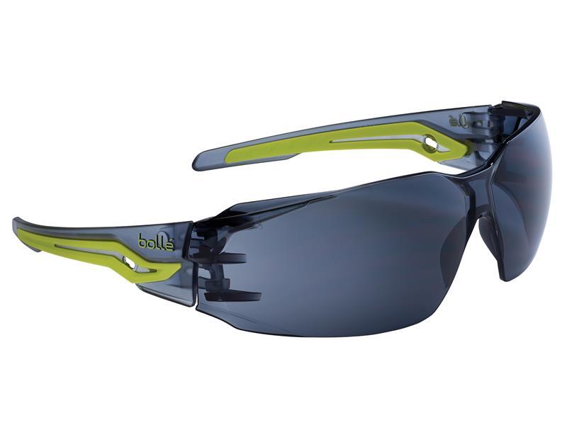 Thumbnail image of Bolle SILEX Safety Glasses - Smoke