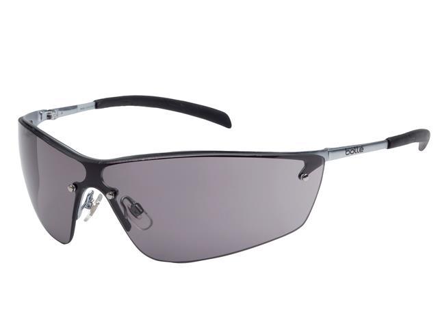 Thumbnail image of Bolle SILIUM Safety Glasses - Smoke