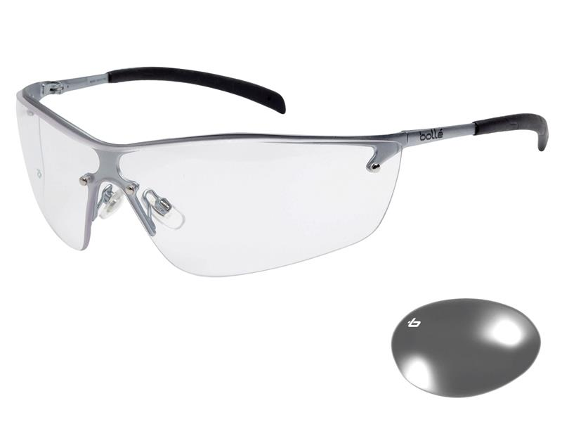Thumbnail image of Bolle SILIUM Safety Glasses - Clear