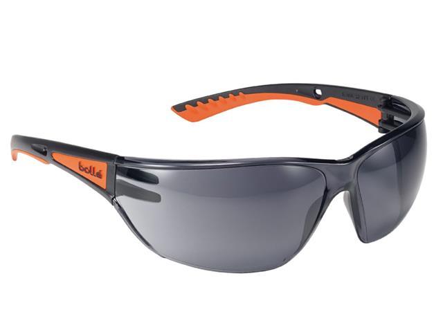 Thumbnail image of Bolle SLAM+ PLATINUM® Safety Glasses - Smoke