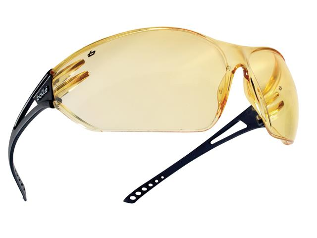 Thumbnail image of Bolle SLAM Safety Glasses - Yellow