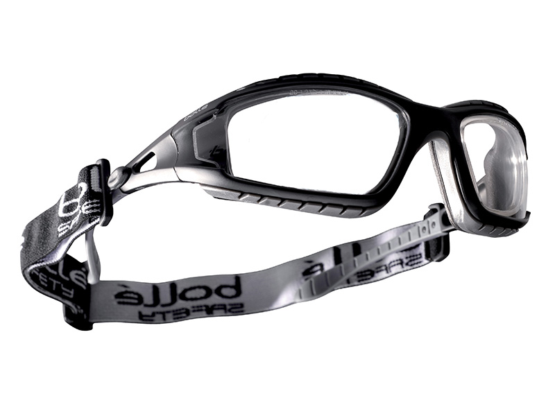 Thumbnail image of Bolle TRACKER PLATINUM® Safety Goggles Vented Clear