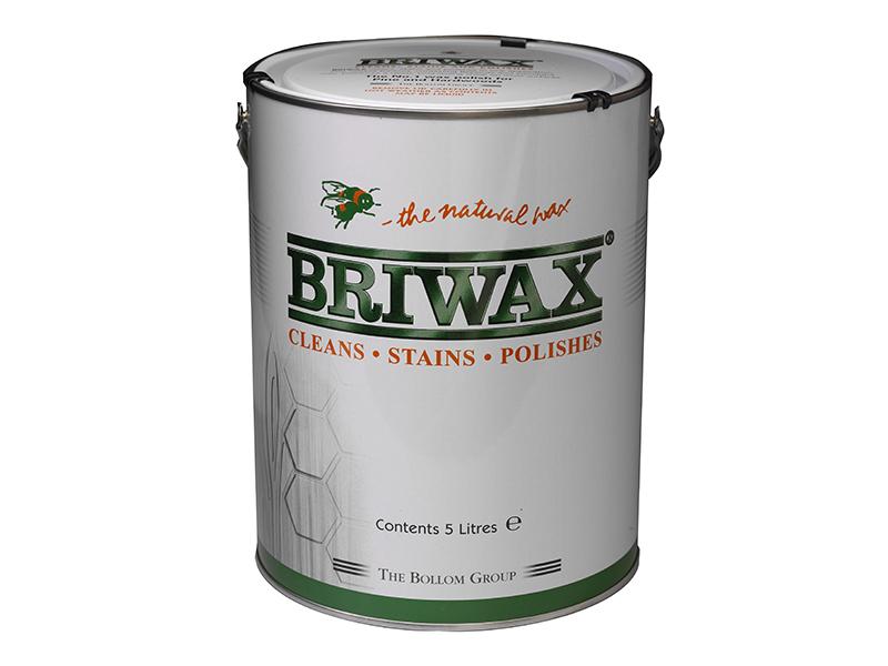 Thumbnail image of Briwax Wax Polish Original Jacobean 5 litre