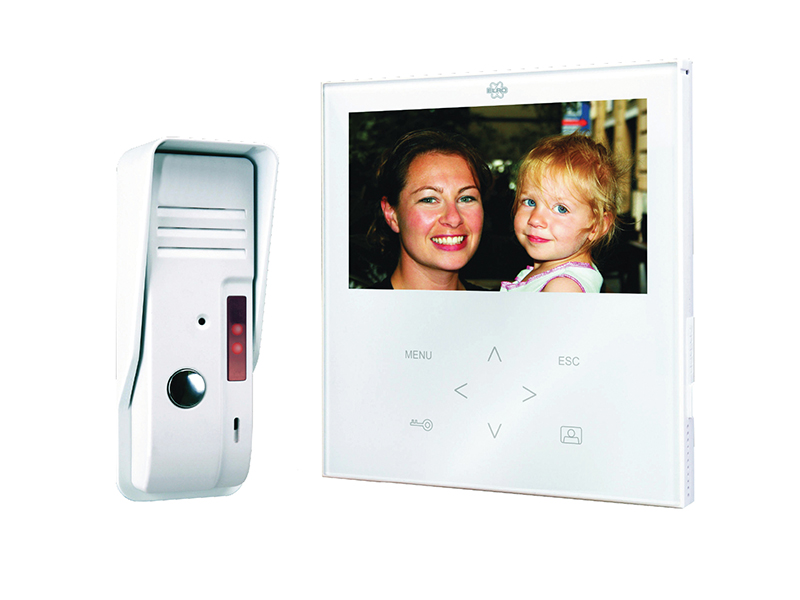 Thumbnail image of Byron VD71 Video Door Intercom Elegant Touch