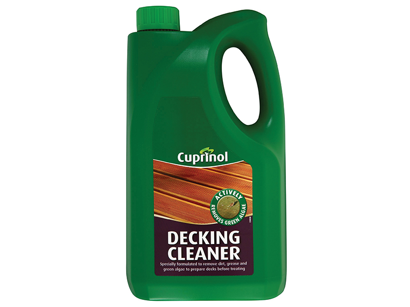 Thumbnail image of Cuprinol Decking Cleaner 2.5 litre