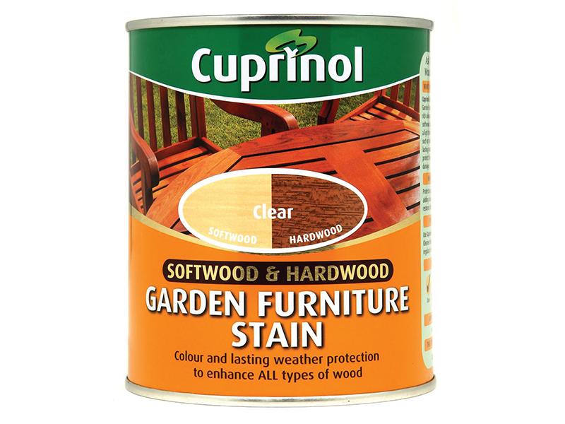 Thumbnail image of Cuprinol Softwood & Hardwood Garden Furniture Stain Clear 750ml